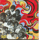 Edan - Beauty and the Beat [CD] Mini GF Paste On LP Replica & MEGA RARE BONUS CD
