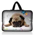 "Many Designs 14"" 14.1"" Neoprene Netbook Laptop Sleeve Bag Case Cover With Handle"