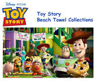 Disney Toy Story Beach/Bath Towel Collections 30x60 Woody Buzz