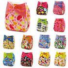 Adjustable Baby Toddler Leakproof  Reusable Pocket Nappy Cloth Diaper Cover