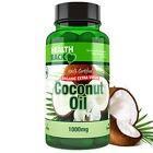 Coconut Oil Capsules 1000mg - 60 Capsules 100% Certified | Organic Extra Virgin