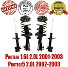 Front Complete Struts with Rear Shocks for Mazda Protege 01-03 & Protege5 02-03