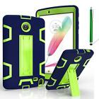 Shock Proof Box Kids Heavy Duty Cover Case For LG G Pad F 8.0 8-Inch Tablet V495