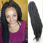 Havana mambo twist 24inch 100g synthetic crochet hair extensions freetress braid