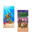 Scooby Doo Beach/Bath Towel Collections 30x60