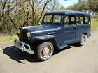 Willys%3A+1950+Willys+Wagon+%2D+NO+RESERVE