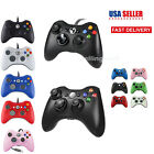 USB Wired/Wireless GamePad Game Controller For Official Microsoft Xbox360 & PC