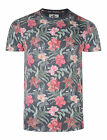 Official Bellfield Clothing Mens Printed Belgate T-Shirt - Brand New