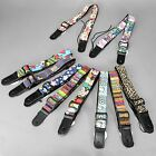 1 Personality Fashion Leather Ends Electric Acoustic Guitar Bassitar Bass Straps