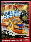 Horned Avenger - Brainfreeze drawing a blank DVD Preowned