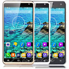"Cheap Unlocked 5.5"" Android Smartphone Quad Core Dual Sim T-mobile 3g Gsm Wifi"