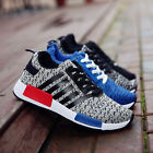 Mens Casual Shoes Athletic Sneaker Leisure Running Flats Breathable Mesh Shoes