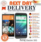 Brand New HTC Desire 510 4G Ready 4.7 8GB 5MP Android SIM Free Smartphone