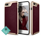 iPhone 7 Plus 8 Plus Caseology® [ENVOY] Slim Leather Shockproof Hard Case Cover