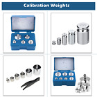 Calibration Weights for Precision Digital Pocket Scale Tool Jewellery 5g - 500g