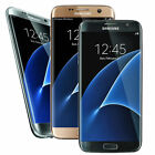 Samsung Galaxy S7 Edge SM-G935A - 32GB AT&T (Unlocked) Silver Gold Black