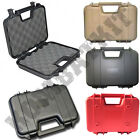 Handgun Case Hard Lockable 30x20x6.5cm For Air Gun Airsoft BB Pistol Replica
