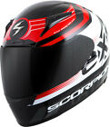 SCORPION EXO-R2000 FORTIS RED/BLACK Full Face DOT FREE SHIPPING