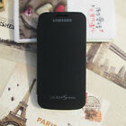 Battery Flip Smart S-VIEW PU Case Cover For Ssmsung GALAXY S4 Mini I9190