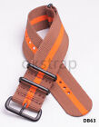 2016 New 24MM Nylon Watch band straps waterproof watch strap 31color available