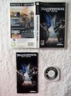 34138 Transformers The Game - Sony PSP Game (2007) ULES 00823