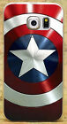 Captain America Design Design Hard Case Cover Coque Shell For All Phone Models