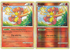 Magby Uncommon Pokemon Card Call of Legends 46/95