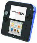 New Nintendo 2DS Red Blue Bundle with Mario Kart 7