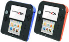 New Nintendo 2DS Red/Blue Bundle with Mario Kart 7