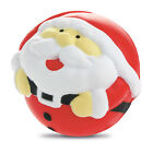 Christmas Santa Soft Lightweight Foam Stress Ball Secret Santa Gift günstig