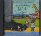 Julia Donaldson The Smartest Giant In Town CD Audio Book Story Song FASTPOST