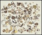 Watch Parts 30g Steampunk Jewellery Making Arts Crafts Cogs Gear Cyberpunk Hobby