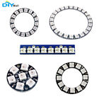 DIYmall 7Bit 8bit 12-bit 16-bit 24-bit WS2812 5050 RGB LED Ring LED Strip Light