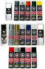 Spray Paint Gold Silver Black Matt Gloss Decorative Interior Exterior DIY 250ml