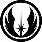 Star Wars - Jedi Order - Vinyl Car Window and Laptop Decal Sticker $4.49 USD