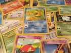 POKEMON COMMON CARDS - All Sets Base Fossil Jungle Neo (Select your Card) #2