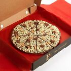 7 Inch Gourmet Belgian Chocolate Pizza Chocolate Easter Gift Present 7'' Gift