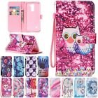 Cards Stand Wallet Leather Flip Case Cover For LG G Stylo 2 LS775/Stylus 2 K520