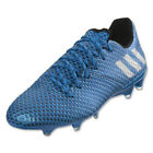 adidas Men's Messi 16.1 FG/AG Sho Blue/Metallic Silver AQ3109