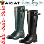 ARIAT MUDBUSTER TALL **SALE** Black and Green Only