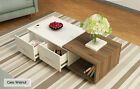 Extendable Wooden/ Modern Storage Coffee Table  GF625-1206
