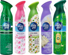 3 X 300 ml Ambi Pur Freshelle Air Freshener Can Spray - Choose Scent