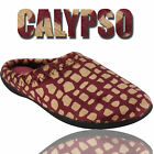 Ladies Womens Slip On Bed House Leisure Soft Mules  Pumps Shoes Winter Slippers
