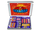 Persoanlised SUPER GRANDAD FATHERS DAY Gift Hamper Cadbury Chocolate Selection