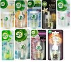 6 X AIR WICK ELECTRICAL PLUG IN AIR FRESHENER OIL REFILLS -  CHOOSE SCENT