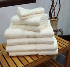 Cream 500 GSM Bobble Towels (Face, Hand, Bath Towel and Bath Sheet Available)