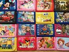 Kids Boys Girls Zipped Purse Wallet Money Pouch Christmas Gift Disney Character