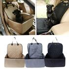 Pet Dog Cat Car Auto Front Seat Mat Cover Blanket Hammock Waterproof Seat Cover