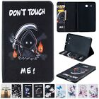 """Tablet Folio Wallet Stand Leather Cards Case Cover For Samsung Tab E 9.6"""" T560"""