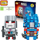 Transformers Optimus Prime Mtron gift toy souvenir LOZ iBLOCK mini Lego Nano new